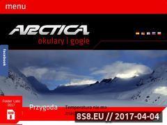 Miniaturka Okulary przeciwsłoneczne (arctica.pl)