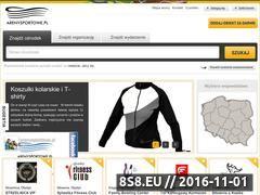 Miniaturka domeny www.arenysportowe.pl