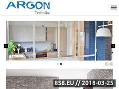 Miniaturka argon-technika.pl (Meble loftowe Warszawa)