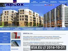 Miniaturka domeny www.argox.com.pl