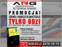 Miniaturka domeny argperformance.pl