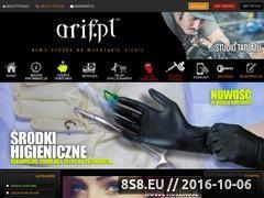 Miniaturka domeny arif.pl