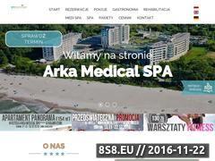 Miniaturka domeny www.arka-mega.pl