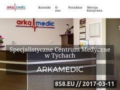 Miniaturka domeny arkamedic.pl