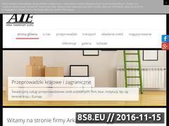 Miniaturka domeny arkatransport.pl