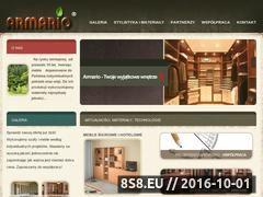 Miniaturka domeny www.armario.pl