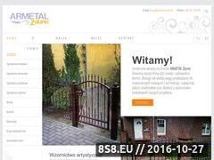 Miniaturka domeny armetal-zaune.pl