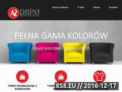 Miniaturka domeny arprint.com.pl