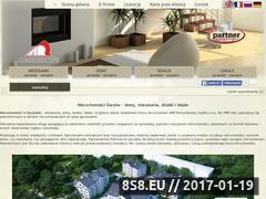 Miniaturka domeny www.arr-nieruchomosci.pl