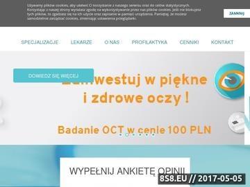Zrzut strony Kardiolog Kraków