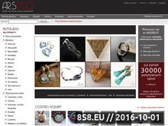 Miniaturka domeny www.arsneo.pl