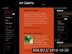 Miniaturka domeny www.art-galerie.katkara888.com