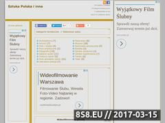 Miniaturka domeny www.art.lamouzyka.art.pl