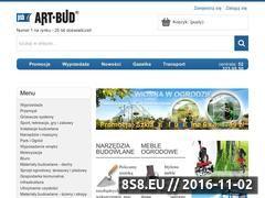 Miniaturka domeny www.artbud.pl