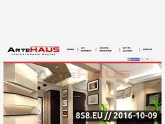 Miniaturka Projektowanie wnętrz online - architekt wnętrz (artehaus.pl)