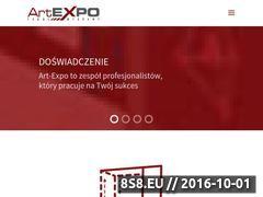 Miniaturka Stoisko targowe (artexpo.com.pl)