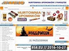 Miniaturka domeny artiko.com.pl