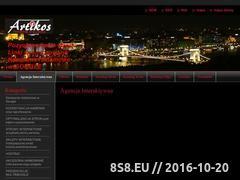 Miniaturka domeny www.artikos.pl