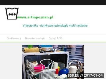 Zrzut strony Poznań