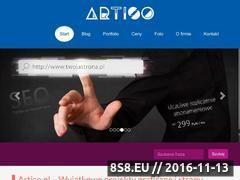 Miniaturka domeny artiso.pl