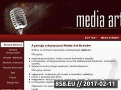 Miniaturka domeny www.artmuza.eu