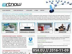 Miniaturka domeny www.artnow.com.pl