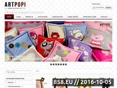 Miniaturka domeny artpopi.pl
