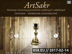 Miniaturka domeny www.artsakr.pl