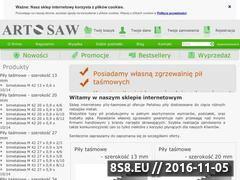 Miniaturka domeny artsaw.com.pl
