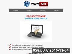 Miniaturka domeny www.artsc.pl