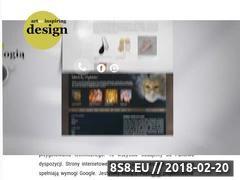 Miniaturka artso.pl (Tworzenie stron internetowych Poznań)