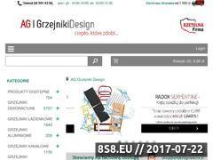 Miniaturka domeny artykulygrzewcze.com