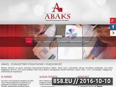 Miniaturka ABAKS rachunkowość Świecie (arym-ksiegowosc.pl)