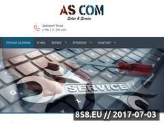 Miniaturka as-com.eu (Serwis UPS)