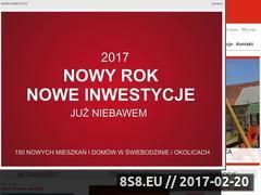 Miniaturka domeny www.asbud-lagow.pl