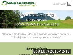 Miniaturka domeny www.asenizacja-krakow.com.pl