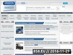 Miniaturka domeny www.asimo.pl