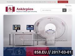 Miniaturka domeny asklepios.pl