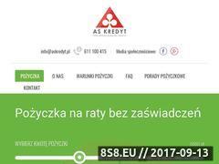 Miniaturka domeny askredyt.pl