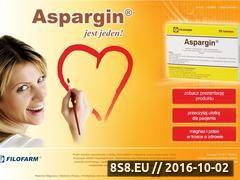 Miniaturka domeny aspargin.pl