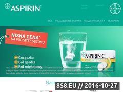 Miniaturka domeny aspirin.pl