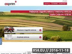 Miniaturka domeny asprim.pl
