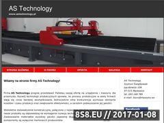 Miniaturka domeny astechnology.pl