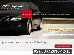 Miniaturka Wynajem samochodów Lublin (www.aster-wynajem.pl)