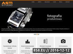 Miniaturka domeny www.astistudio.pl