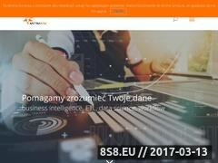 Miniaturka astrafox.pl (Wdrożenia business intelligence)