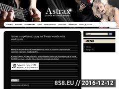 Miniaturka domeny www.astrax.pl