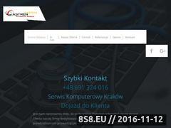 Miniaturka domeny www.astren.pl