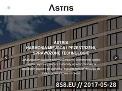 Miniaturka astris.pl (Astris - powierzchnie biurowe w Krakowie)