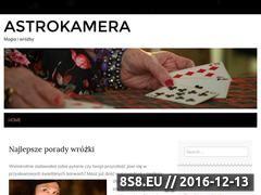Miniaturka domeny astrokamera.wordpress.com